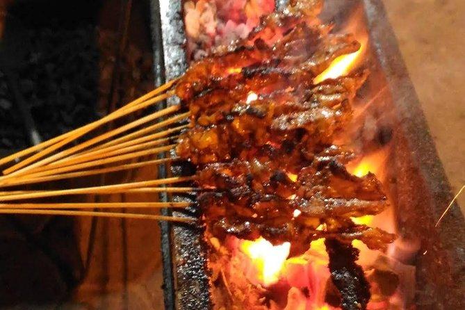 Yogyakarta Night Street Food Hunting