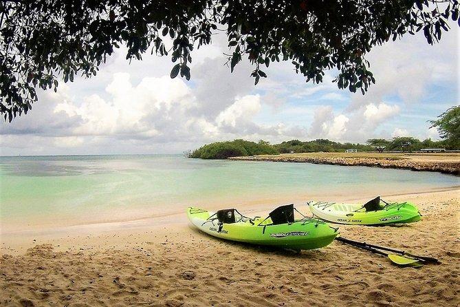 Kayak, (Snorkeling and Hiking) Tours