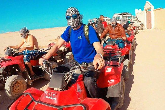 5-Hours Quad Bike Safari In Hurghada