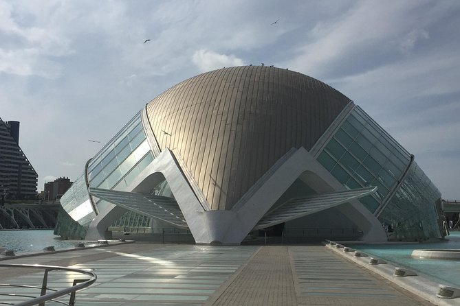 Day Trip from Calpe to Valencia. Historical center and City of Arts and Ciences.
