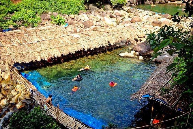 Natural Elephant Springs in Hue via Hai Van Pass