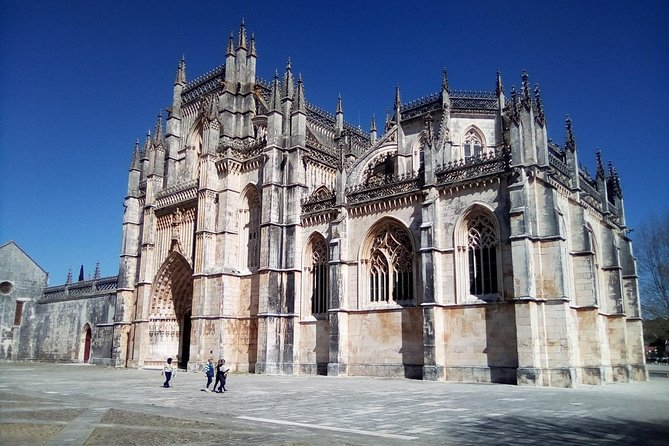 UNESCO WHS: Knights Templar town of Tomar, Monasteries of Batalha and Alcobaca