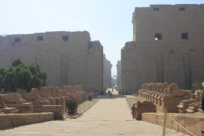 Private Tour to Karnak and Luxor Temples photo 8