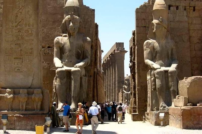 Private Tour to Karnak and Luxor Temples photo 9
