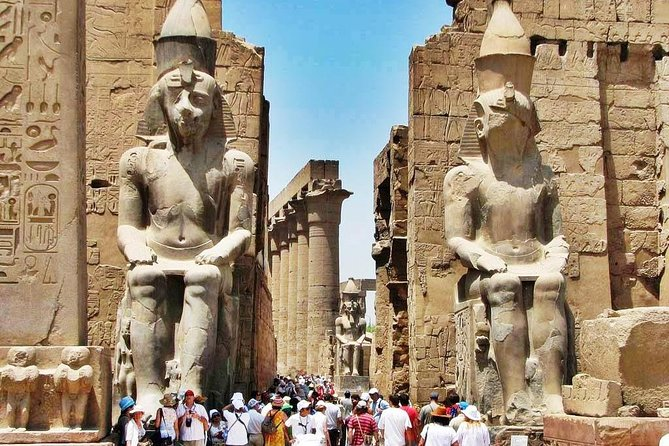 Private Tour to Karnak and Luxor Temples photo 12