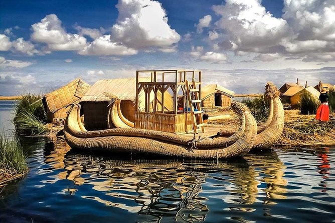 Full day Floating Islands of Uros and Taquile - Puno, Peru