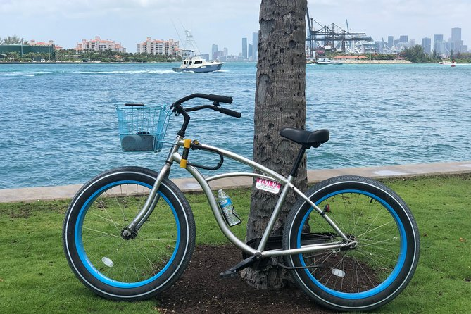 Fat Tire Beach Rider Bike Rental