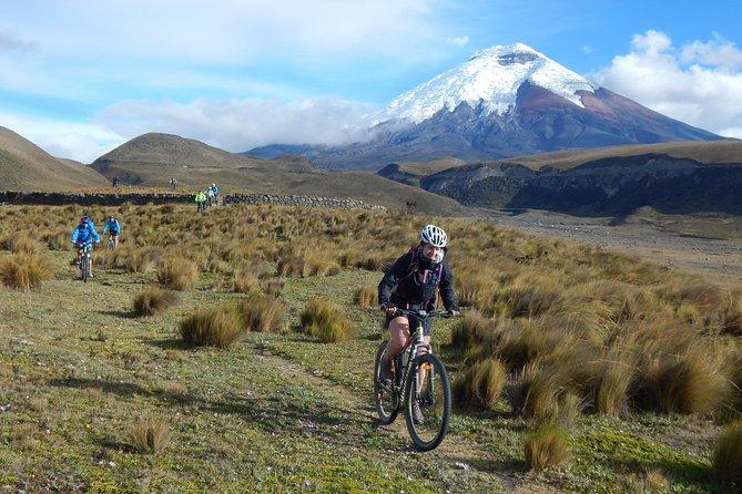 7-Day Ecuador Cross Crossing Cycling