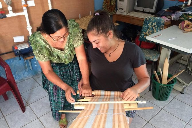 Teixchel Weaving Workshop photo 2