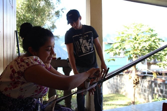 Teixchel Weaving Workshop photo 6
