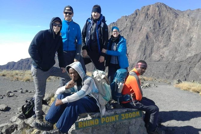 Mount Meru Hiking Four Days(3 Night)