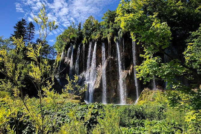 Plitvice Lakes National Park Full-Day Tour from Zadar /w Entrance Tickets Incl.