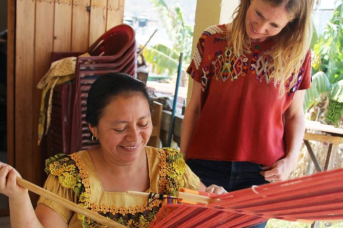 Teixchel Weaving Workshop photo 1