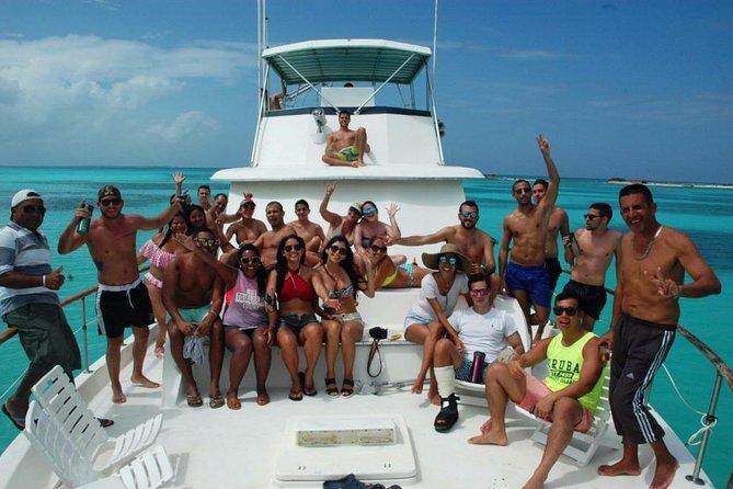 Tour 3 Dias para a Ilha da Tartaruga com Transferência em iate dormindo em tenda