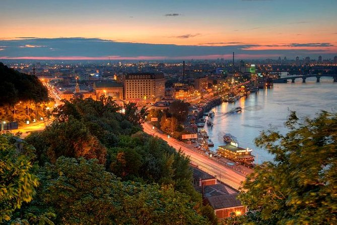 Top 15 places in Kyiv