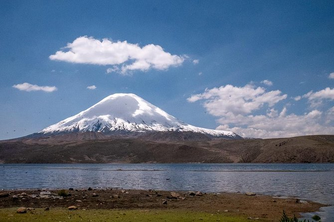 Adventures for two days in the Lauca National Park
