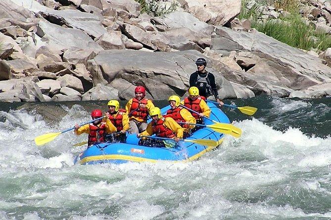 Adventure Tour: Zipline, Rafting, ATV, Trekking Humantay Lake & Rainbow Mountain