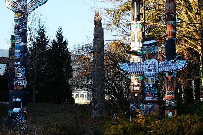 "Full day City Tour ""wonderful Vancouver"" in EASY ENGLISH (for foreigners) photo 4"