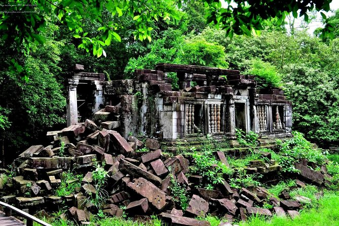 Explore Beng Mealea Temple Half- Day Private Experience