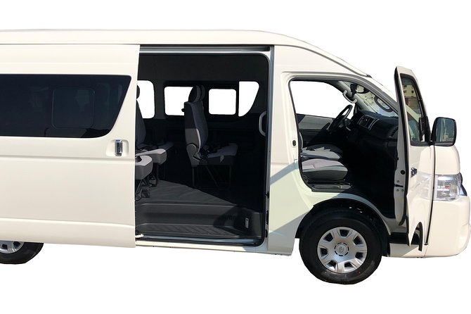 Safe Trip: Round Trip Mexico City Shuttle Service Airport-Hotel -Airport