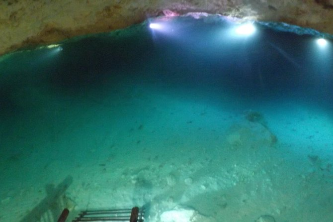 Santa Barbara Cenotes Swimming Tours Yucatan
