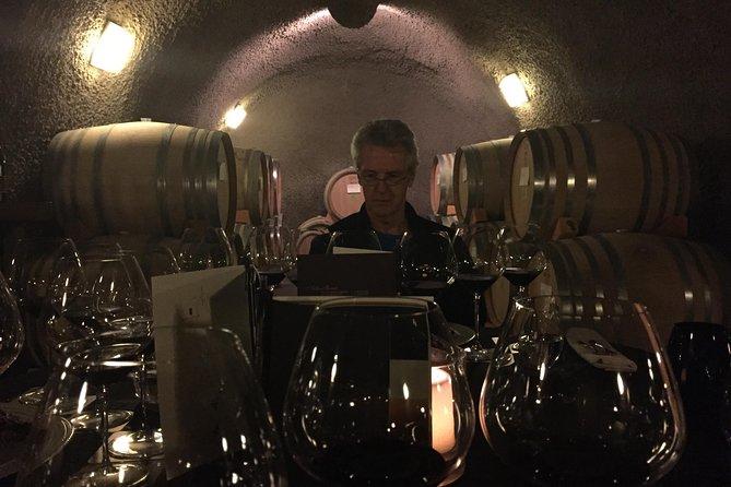 Cellar tasting