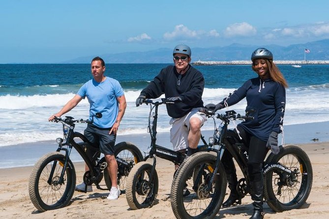 E-Bike Beach Tour (Playa Del Rey Beach) photo 2