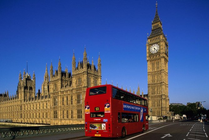 Layover Tour of London from LHR Executive Luxurious Vehicle Private Tour