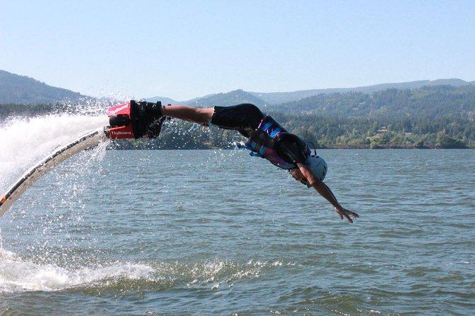 Hydroflight Flyboarding Experience