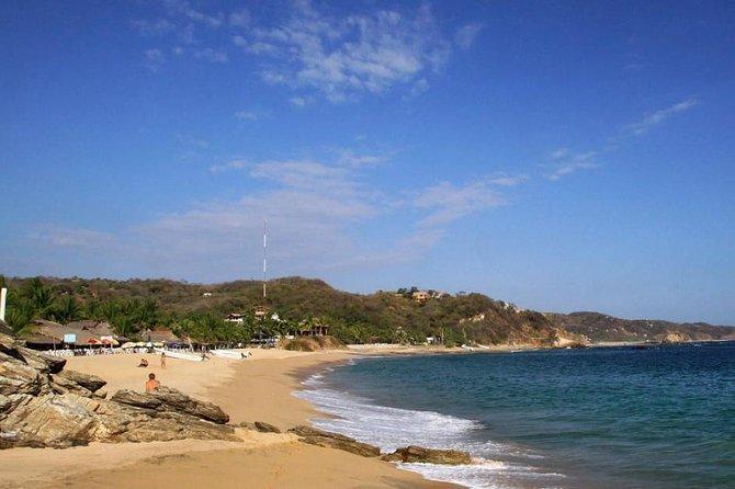 Mazunte, Zipolite, Ventanilla, beaches