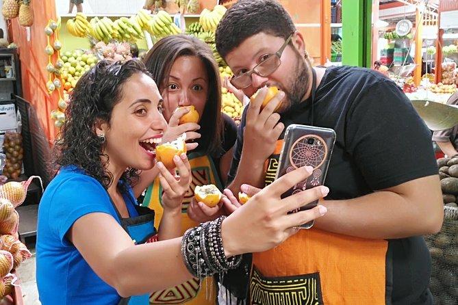 PALOQUEMAO MARKET FOOD TOUR. EXOTIC FRUIT. LOCAL SNACKS. /Min 2 pax