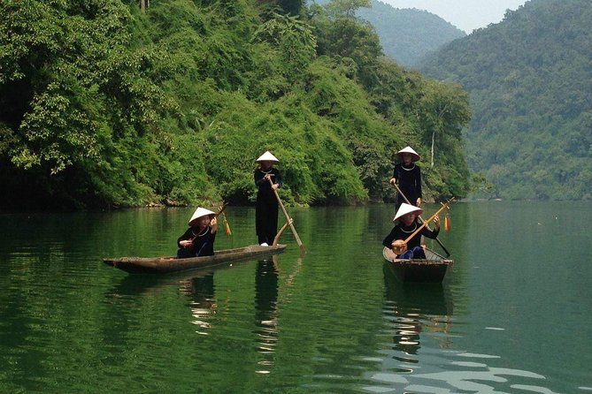 Ba Be Lake Kayaking And Trekking 4 Days 3 Nights photo 4