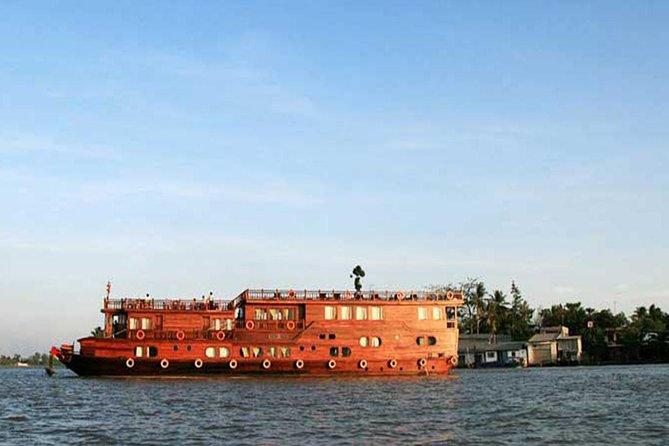 Mekong River - Mekong Eyes Cruises for 2Days/1 Night