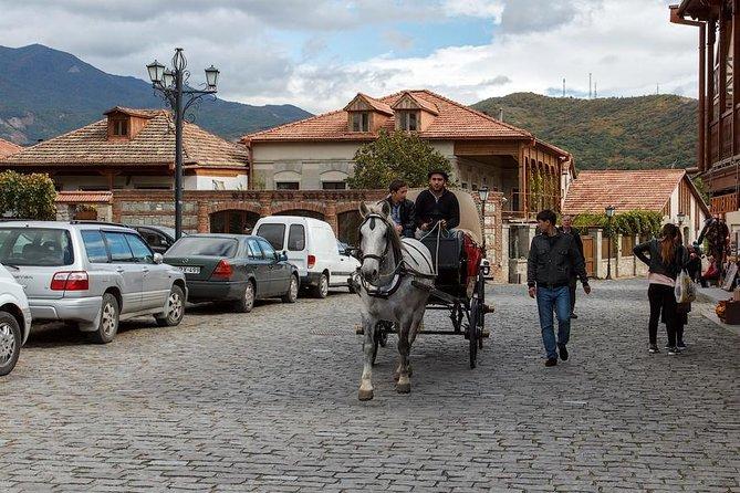 Mtskheta - Jvari Private Tour