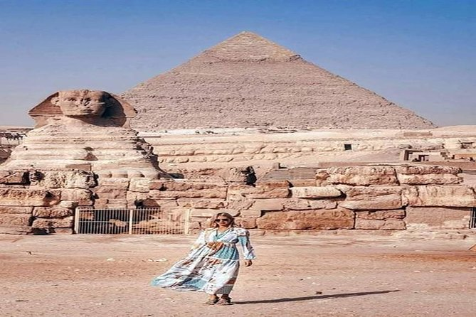 Private Day Tour to Giza Pyramids and Camel photo 8