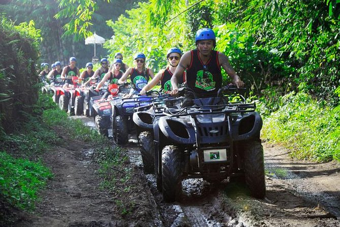 Bali ATV or Quad Bike Tandem Tour Package