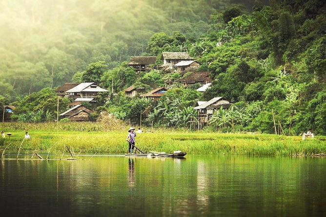 Trekking in remote regions of Ba Be 5 Days 4 Nights