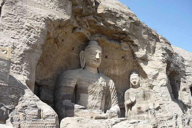 Datong Yungang Grottoes Private Day Tour from Beijing