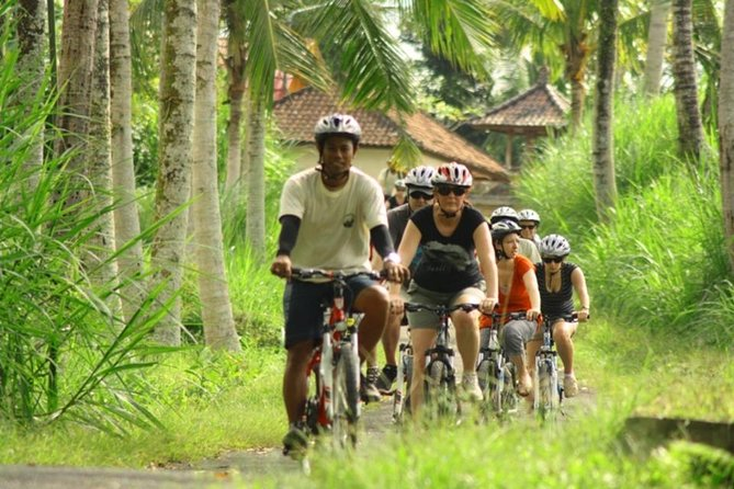 Bali Countryside Bike Tour Package