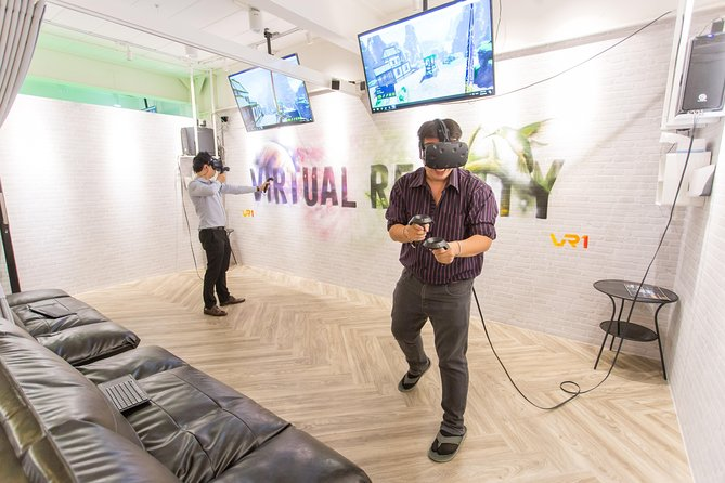 Virtual Reality Experience: No. 1 in Bangkok Multiplayer Room Special