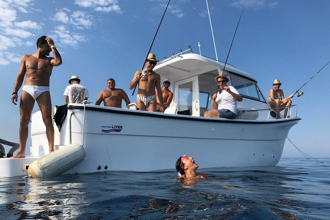 Boat fishing, boat tours, boat party