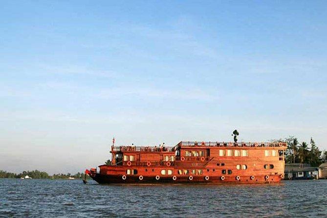 Phu Quoc - Saigon 3 days trip on Mekong Eyes Cruise