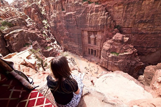 Petra Day Tour from Eilat (Aravah border)