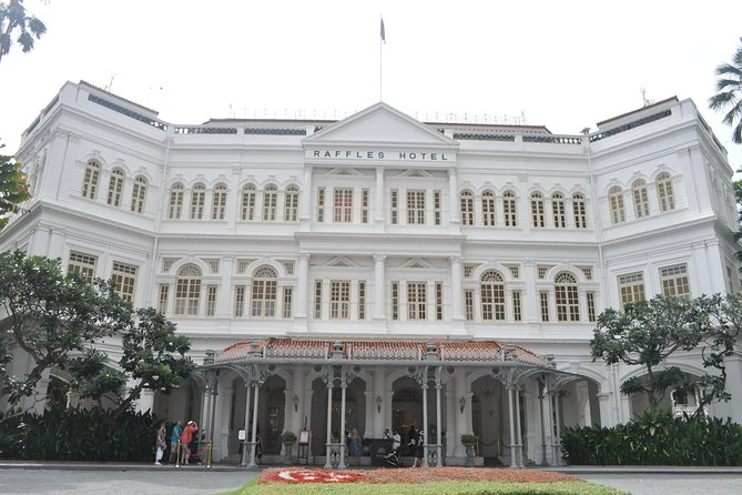 Private Tour: Colonial Singapore Tour with Afternoon Tea at Raffles