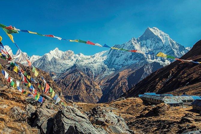 Annapurna Base Camp Trek - 14 Days