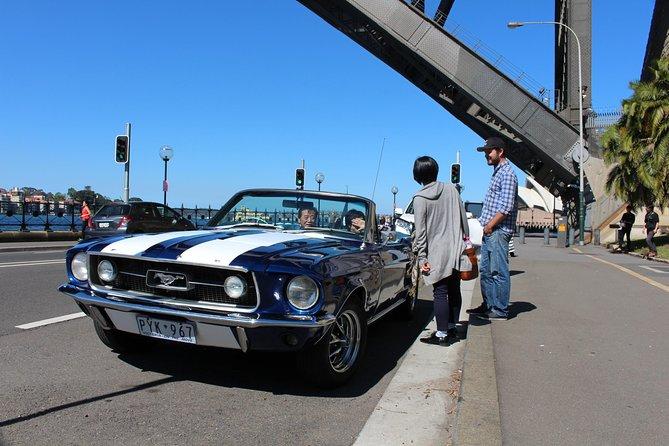 "Six Bridges of Sydney ""Vintage Car Ride"" Experience"