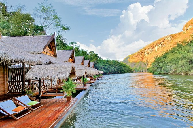 3D2N RIVER KWAI Tour from Bangkok including Stay at Home Phutoey & FloatHouse photo 1