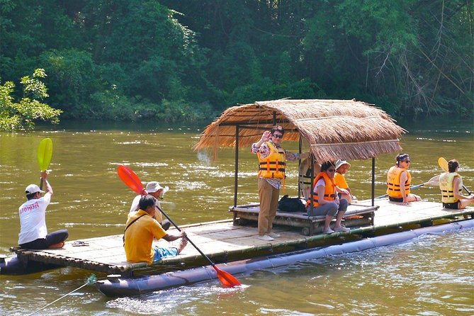 3D2N RIVER KWAI Tour from Bangkok including Stay at Home Phutoey & FloatHouse photo 11