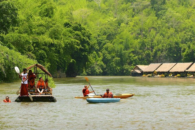 3D2N RIVER KWAI Tour from Bangkok including Stay at Home Phutoey & FloatHouse photo 2