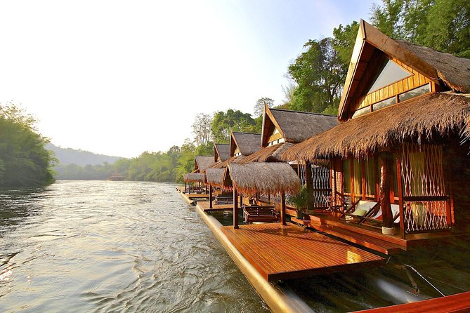 3D2N RIVER KWAI Tour from Bangkok including Stay at Home Phutoey & FloatHouse photo 3